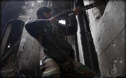 وفاة مقاتل من حزب الله في اشتباك في منطقة سورية على الحدود مع لبنان