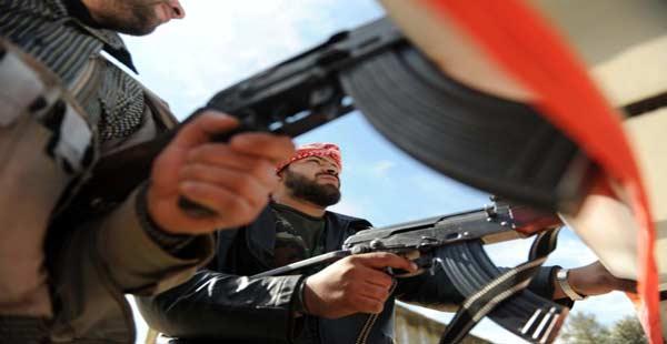 رغم تسليحها مازالت هناك انشقاقات في المعارضة السورية
