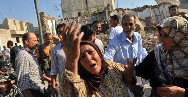 الحكومة والمعارضة مسؤولتان عن جرائم الحرب في سوريا