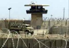 مزاعم لوزارة العدل ..حريق سجن أبوغريب مفتعل لإثارة الرأي العام
