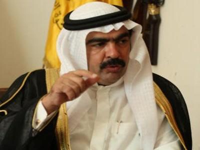 ابو ريشه يدعو صالح المطلك إلى الإستقالة