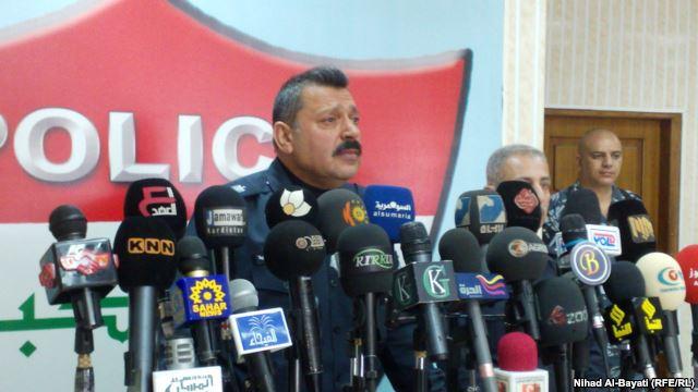 نجاة نائب مدير شرطة كركوك من انفجار عبوة ناسفة