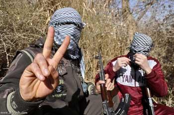 التحذير من  تأسيس جيوش طائفية