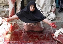الدم العراقي مستباح  بسبب تصرفات الاحتلال وحكومة المالكي   متابعة الدكتور احمد العامري