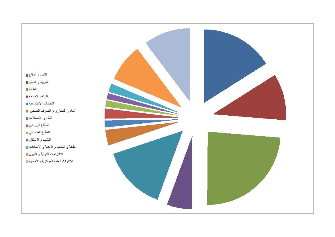 خبير اقتصادي : موازنة عام 2013 حالها حال الموازنات السابقة غير محققة لطموحات البلد