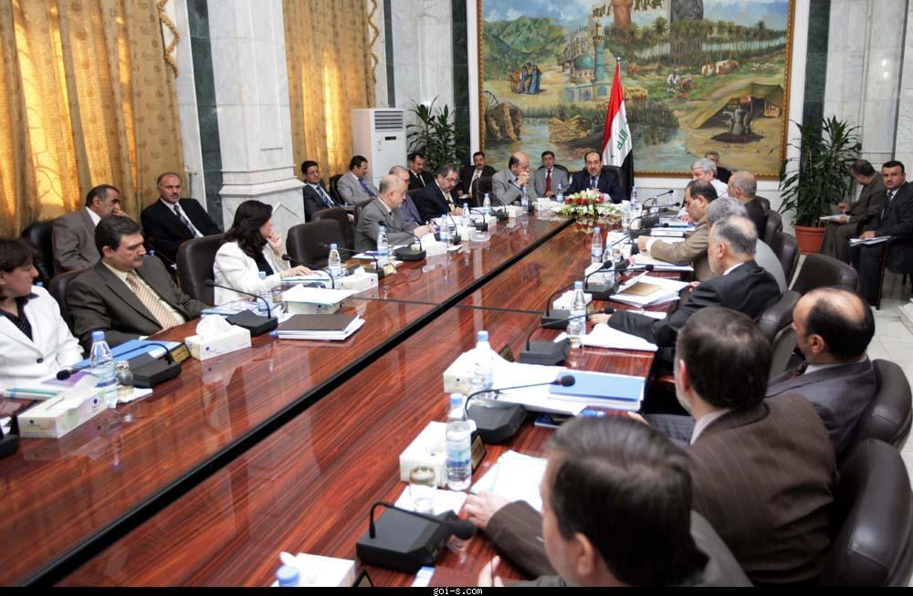 استمرار مقاطعة جلسات الحكومة من قبل الوزراء الاكراد