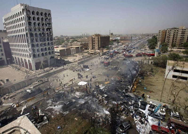 انفجارات الثلاثاء انتقادت نارية ومشكلة مستعصية على الحل متابعة الدكتور احمد العامري