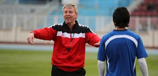 تدريبات المنتخب الوطني اقتصرت على 13 لاعباً , وبتروفيتش يفضل أن تكون التدريبات مغلقة