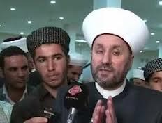 مفتي العراق يطالب وزراء العراقية بالاستقالة