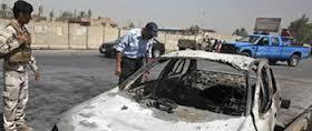 اصابة ضابط في الشرطة الحكومية ونجله بمحافظة الانبار