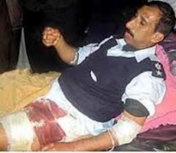 إصابة ضابط شرطة في ديالى بانفجار عبوة لاصقة