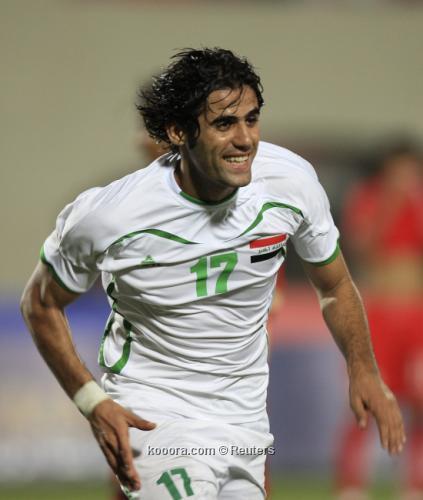 علاء عبد الزهرة : يحق لنا اللعب على ارضنا وامام جماهيرنا