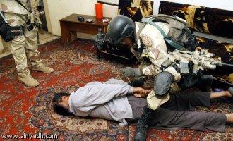 إعتقال  قيادي في التظاهرات بتكريت