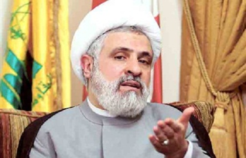 نائب أمين عام حزب الله اللبناني: لايوجد حل سياسي للازمة السورية