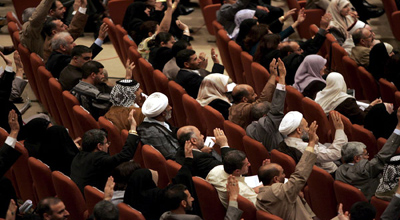 الكوردستاني: إقرار الموازنة بغيابنا تجاوز على التوافق
