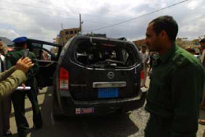 محاولة لاغتيال مفاوض الحوثيين في الحوار الوطني باليمن