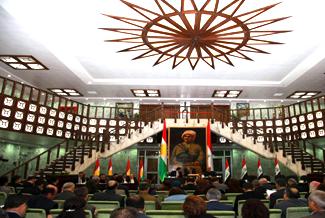 """عاجل.. برلمان كوردستان يعقد جلسة استثنائية لمناقشة """"أزمة"""" بغداد واربيل"""
