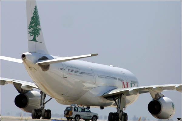 مطار بيروت الدولي يعلق حركة الملاحة 4 ساعات