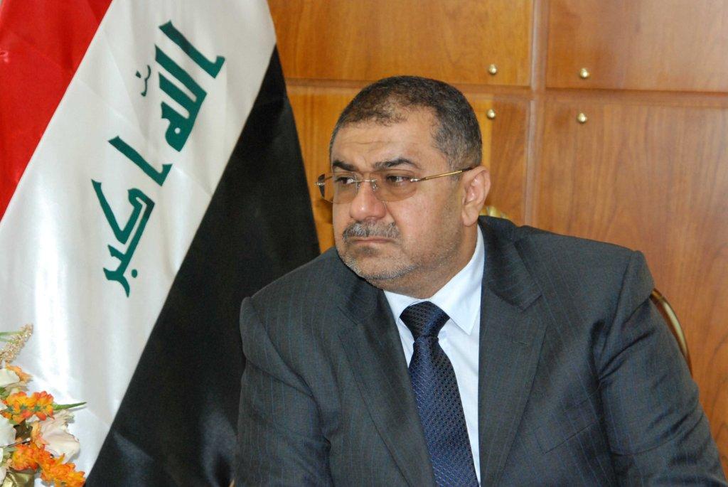 قصي السهيل يبحث مع وفد من البنك الدولي اعادة هيكلة المصارف العراقية