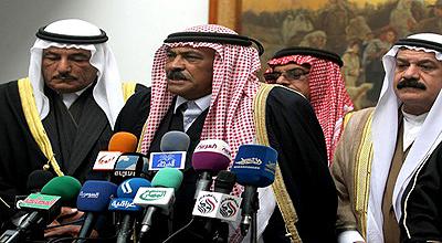 الخزاعي: رئاسة صحوة الأنبار مؤقتة لثلاثة أشهر