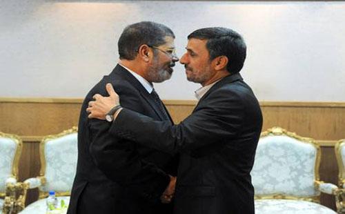 غريبة  مكتب الرئيس المصري : تحسن علاقاتنا مع إيران سيوفر لرجال إعمالنا فرص بالعراق