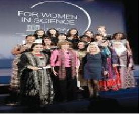 اليونسكو تعلن فوز شابة عراقية بجائزة لوريال للسيدات المتفوقات في العلوم