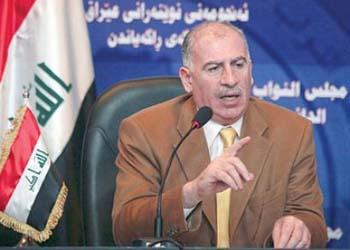 النجيفي: وزراء العراقية اقتنعوا لاجدوى من الاستمرار في الحكومة
