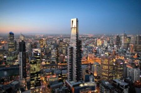 استراليا تعتزم تشييد اعلى برج سكني في نصف الكرة الجنوبي
