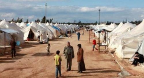وزير الهجرة والمهجرين يطالب بمضاعفة الجهود لدعم النازحين السوريين