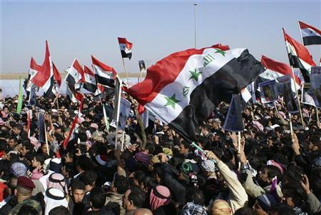 اللجان الشعبية في الانبار تصف القضاء العراقي  بالمسيس