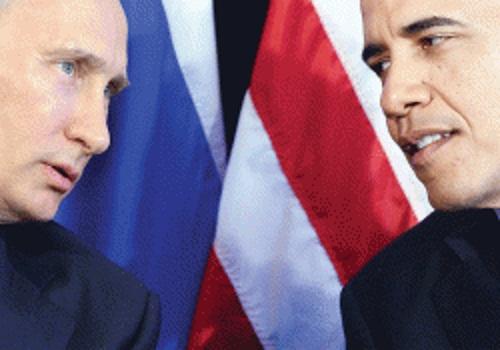 بحث مبادرات جديدة  بين بوتين واوباما بشأن سوريا