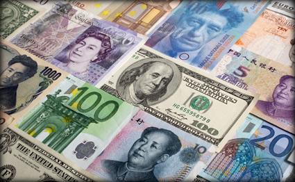انتعاش الين مقابل الدولار