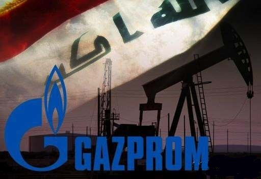 """النفط العراقية تحذر شركة """"كاز بروم"""" من العمل بكردستان"""