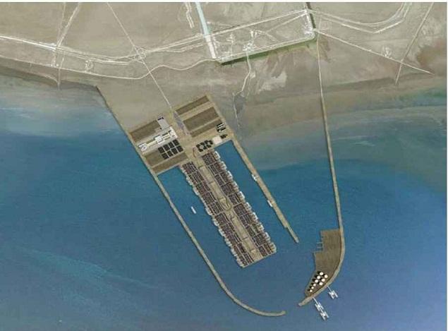 300 مليار دينار لكاسر امواج ميناء الفاو