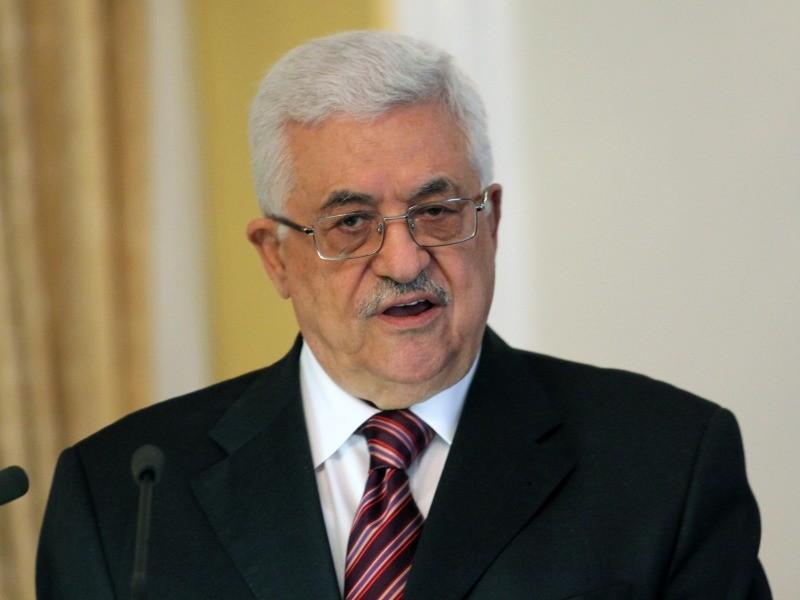 عباس يؤكد خطورة الاستيطان الاسرائيلي على عملية السلام
