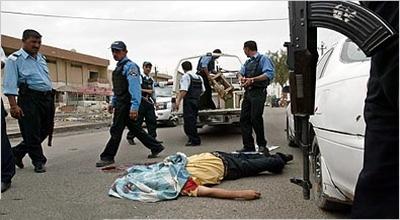 الموصل وشبح الموت اليومي ..