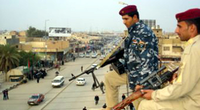 الجيش في الموصل: تواجدنا داخل مناطق المدينة لمنع سقوطها بيد الإرهابيين
