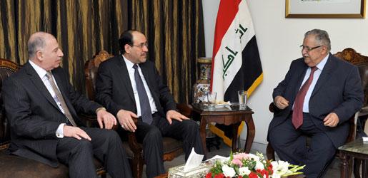 الرئاسات الثلاث: الزعماء يناضلون للبقاء ولاية جديدة بقلم مشرق عباس