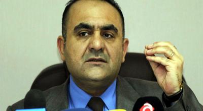إعفاء البيرقدار المتحدث باسم مجلس القضاء الأعلى من منصبه