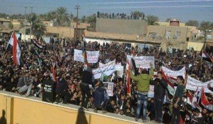 خطيب سامراء يعلن الإضراب العام الثلاثاء القادم