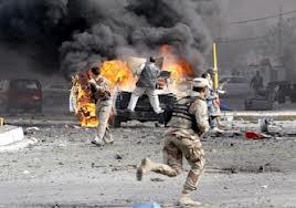 باشتباكات مسلحة وسط سامراء  مقتل وإصابة تسعة أشخاص بينهم أربعة شرطة