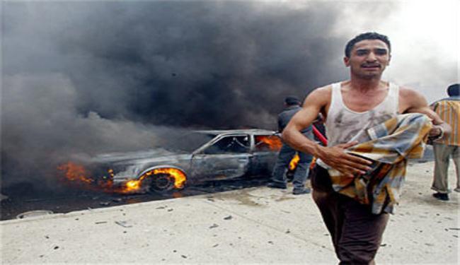 بانفجار عبوة ناسفة وسط الفلوجة إصابة ثلاثة من عناصر الشرطة الحكومية