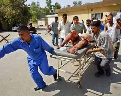 سقوط أكثر من 100 قتيل وجريح باقتحام ساحة الاعتصام في الحويجة