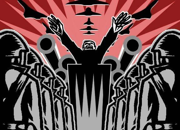 فايروس الدكتاتورية … بقلم هاشم العقابي