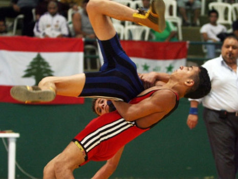 العراق يشارك ب 16 مصارعاً في بطولة العرب المقامة في العاصمة الاردنية عمان
