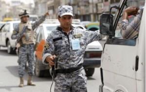 انتشار امني كثيف وسط العاصمة العراقية بغداد