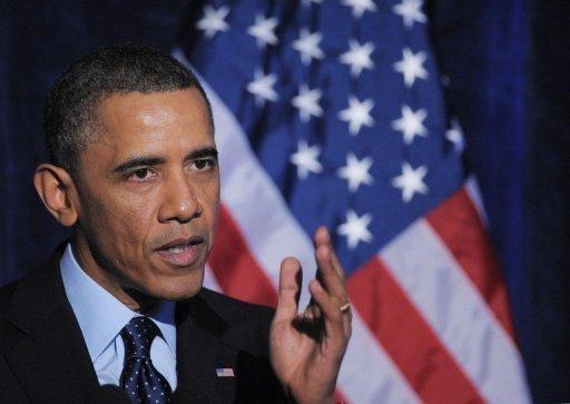أوباما: الأميركيون يرفضون إخضاعهم للإرهاب