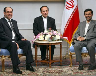 المالكي رضخ لضغوط واشنطن لكنه يخشى طهران