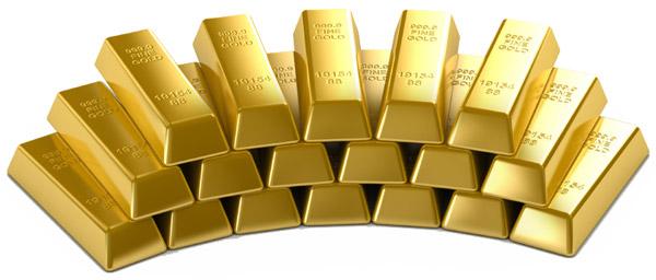 تراجع الذهب 1% مو صعود الدولار …