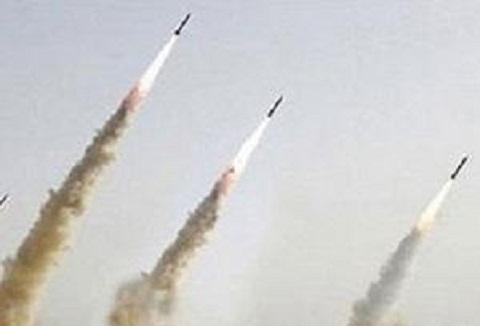 سقوط ثلاثة صواريخ في مدينة ايلات الاسرائيلية